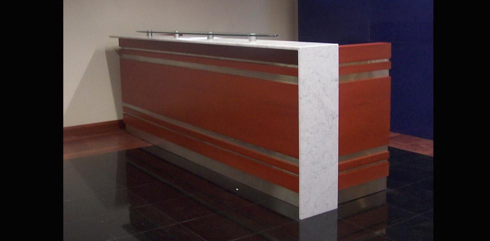 Comprar Counter de recepción modelo 06