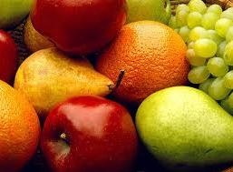 Frutas.