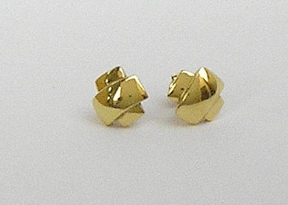 6580edda6703 Aretes de oro 18k precio peru – Joyas de plata
