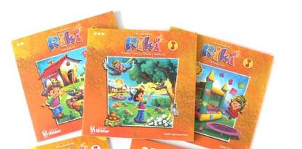 Comprar Aprendiendo con Riki 3 Años
