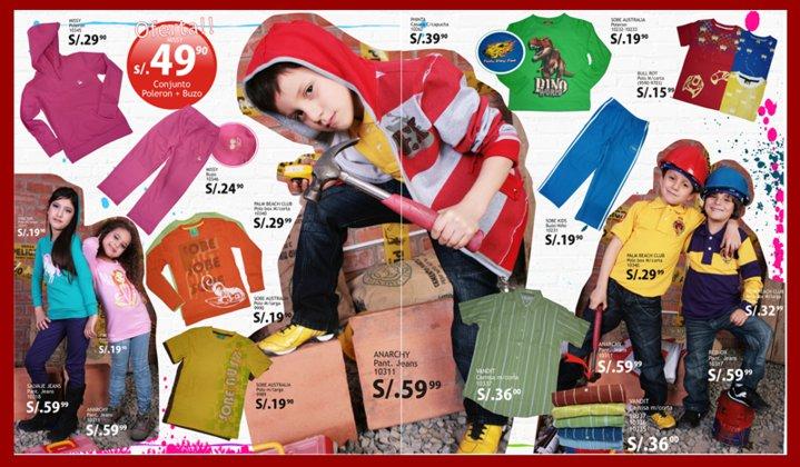 c77f30f67094 Ropa para niños comprar en San Juan de Lurigancho