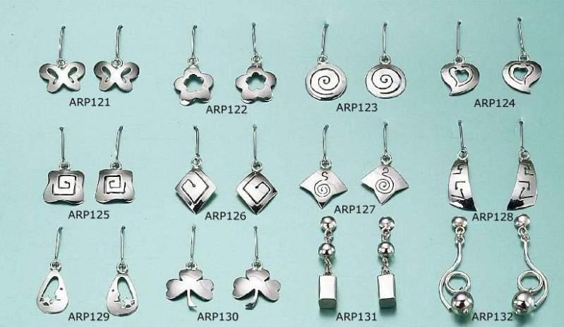 be32e25d8159 Aretes de plata comprar en San Borja