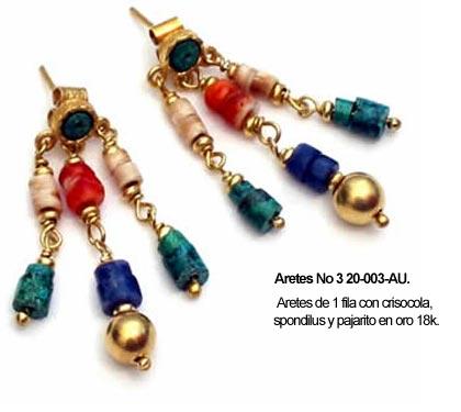d748f6b70f6f Aretes de oro comprar en Miraflores