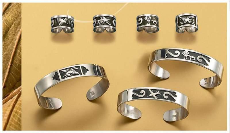 433dc7be7a99 Pulsera con anillo en plata comprar en Lima