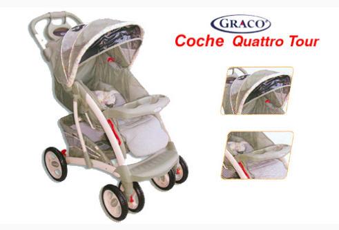 386e7d0fa Coche para bebe Quattro Tour Graco comprar en Trujillo