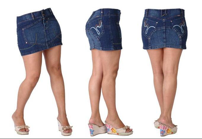 fa2f723fe Minifaldas Jeans comprar en Rímac