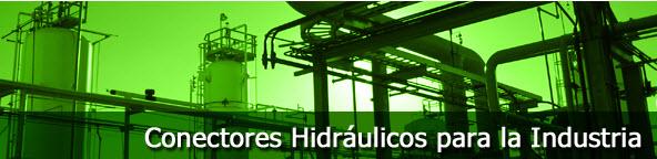 Comprar Conectores Hidráulicos para la industrial