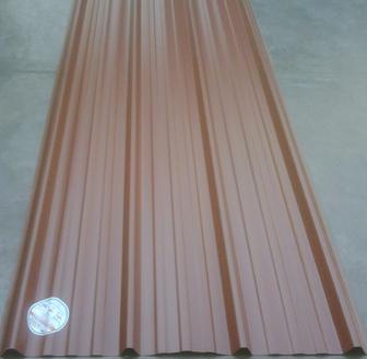 trapezoidal fibraforte para techos e interiores