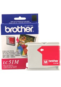 Compro Tinta Brother Lc-51m Mfc-240/mfc-3360 Magenta