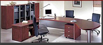Comprar Muebles de oficina.