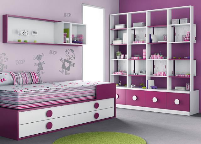 dormitorio juvenil nina muebles de dormitorio para ninas cama