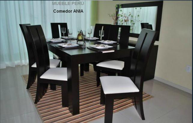 Comprar Muebles De Comedor   J Muebles De Comedor Comprar En Villa El Salvador