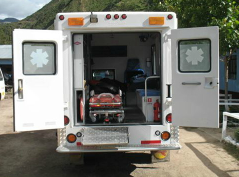 Comprar Ambulancia Rural