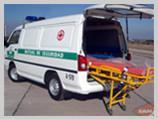 Comprar Ambulancia Rural