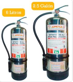 Comprar Extintores Importados