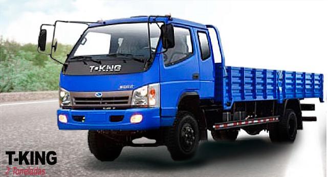 T-king 2 toneladas