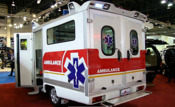Comprar Ambulancias