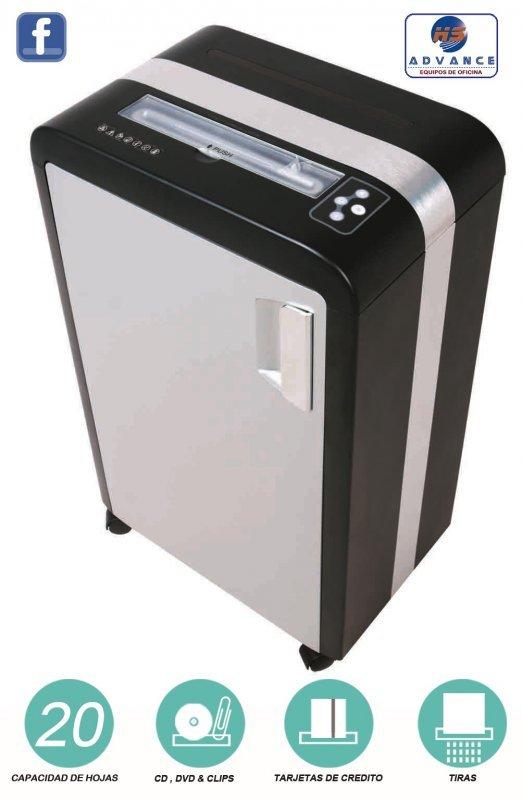 Comprar Trituradora De Papel Jinpex Jp-860c