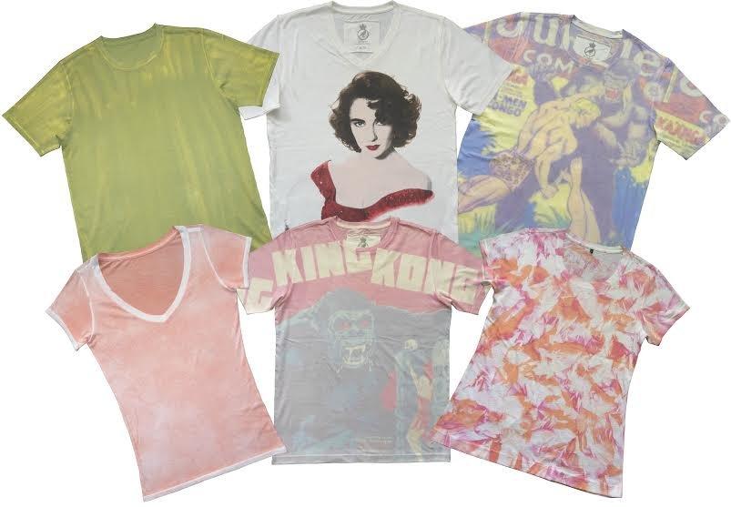 Comprar Tshirt Basico manga corta cuello redondo en 100%algodón tanguis.