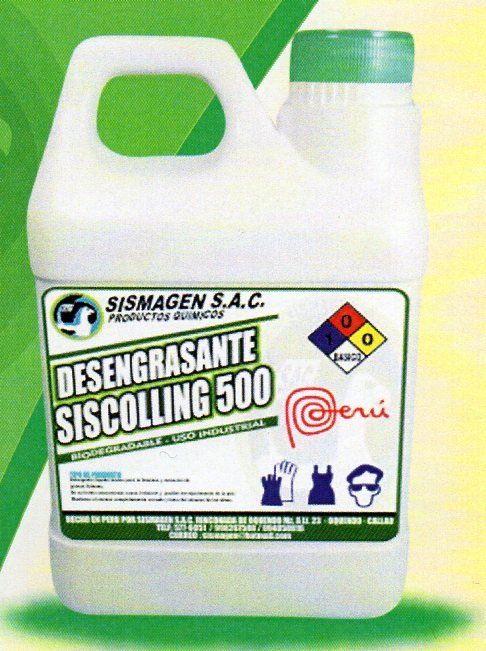 Comprar Siscolling 500
