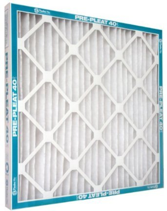 Comprar Filtro corrugado blanco pre pleat 40