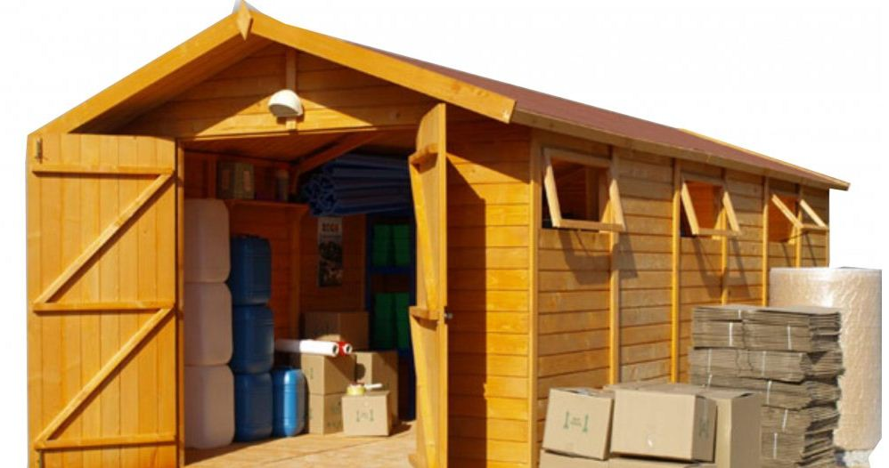 Comprar Casas prefabricadas de madera cuartos de servicio cuartos de almacen
