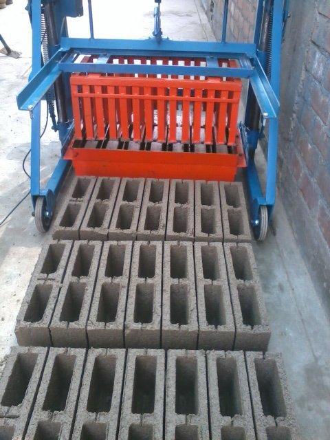 Comprar Maquinas bloqueras, para la producción de bloques de concreto,