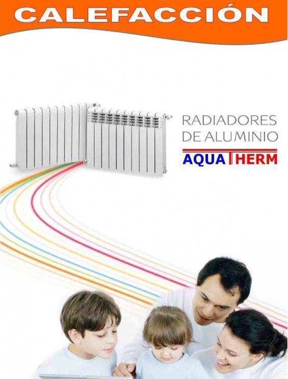 Comprar Calefacción : radiadores de aluminio
