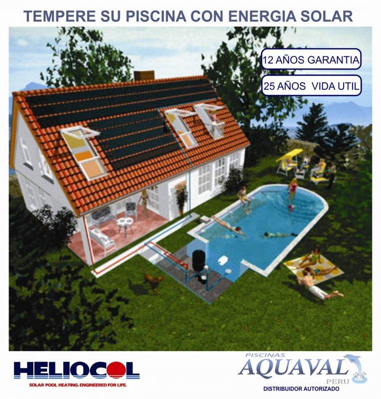 Comprar Sistema de Temperado Solar
