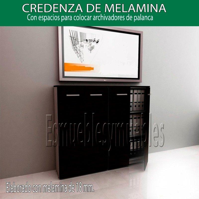 Comprar Credenza De Melamina Mueble De Oficina