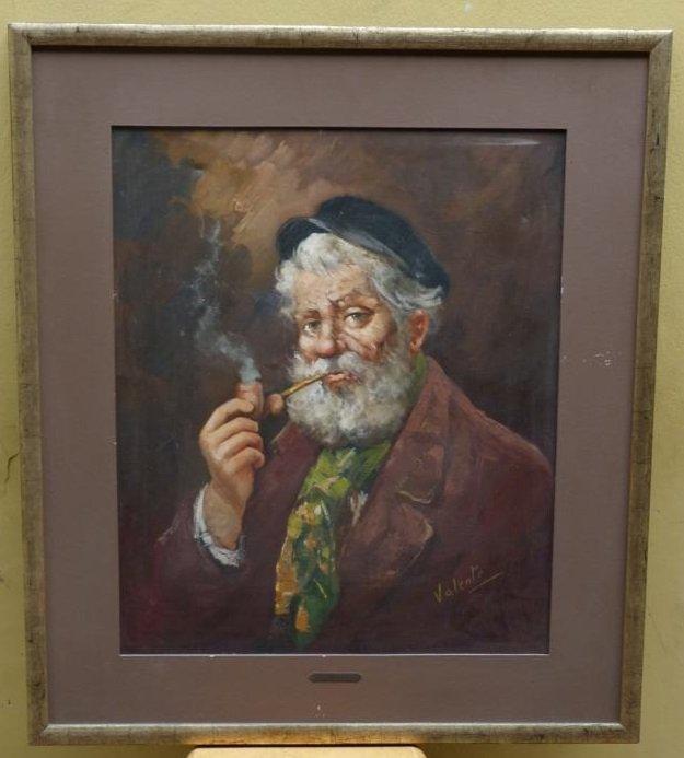 Comprar Pintura Española Firma G. Valente