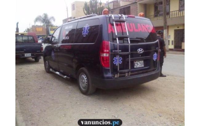 Comprar Ambulancias Via Medica
