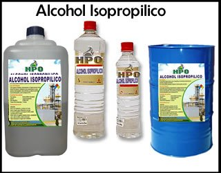 Comprar Alcohol Isopropilico - Isopropanol
