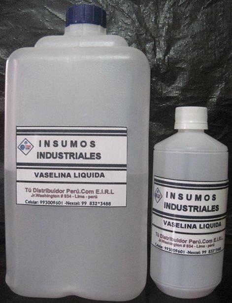 Comprar Vaselina liquida usp