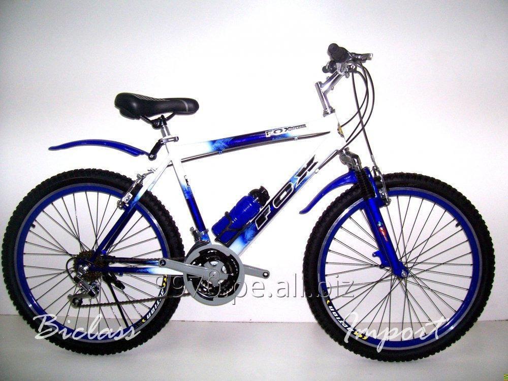 Comprar Bicicleta con Amortiguador Fox Sp