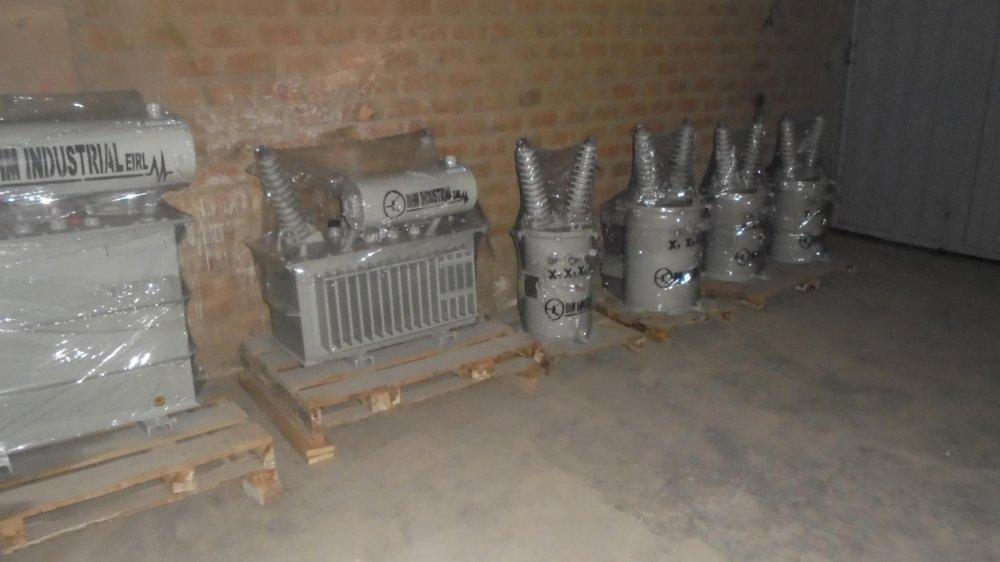 Comprar Transformador Eléctrico Trifasico Sumergido En Aceite
