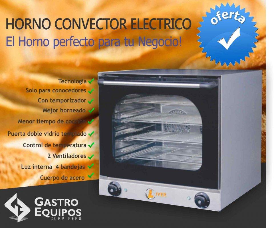 Comprar Horno A Conveccion Electrico Marca Liver