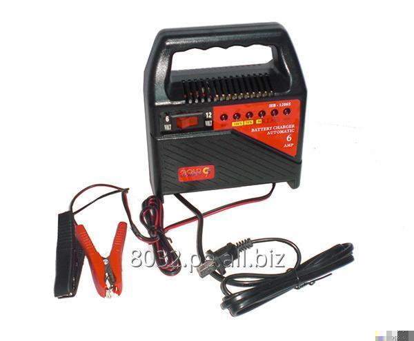 Comprar Cargador Automático Especial para Baterías Secas 6 o 12 Voltios– 6 Amperios