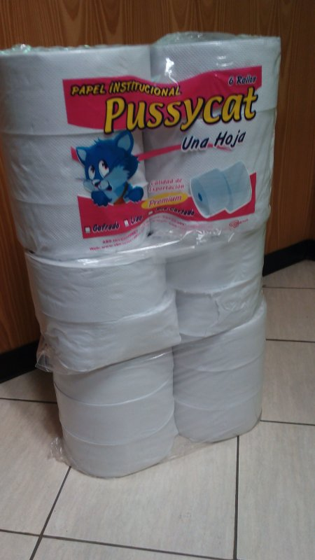 Comprar Papel Higiénico Jumbo