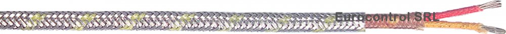 Cable para termocupla tipo K