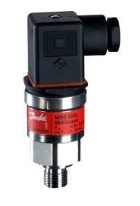 Comprar Transmisor de presion mbs3000 Danfoss