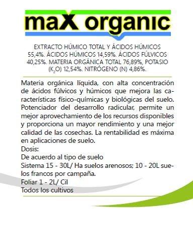 Comprar Materia organica