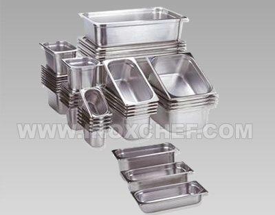 Comprar BANDEJAS GASTRONOM DE ACERO INOX - INOXCHEF - 946025627