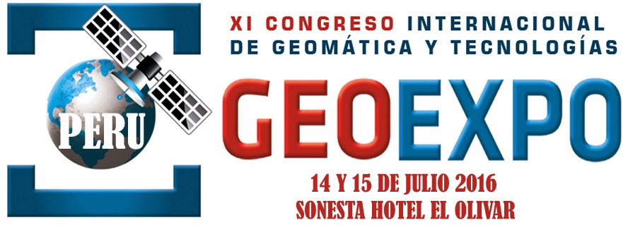 Comprar XI CONGRESO Y FERIA GEOEXPO 2016: SOLUCIONES EN GEOMATICA