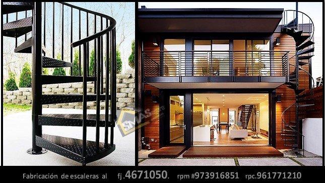 Comprar Escaleras caracol fabricado en metal en lima al 4671050