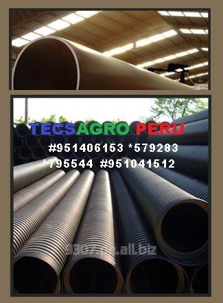 Comprar TUBERIA HDPE, PVC