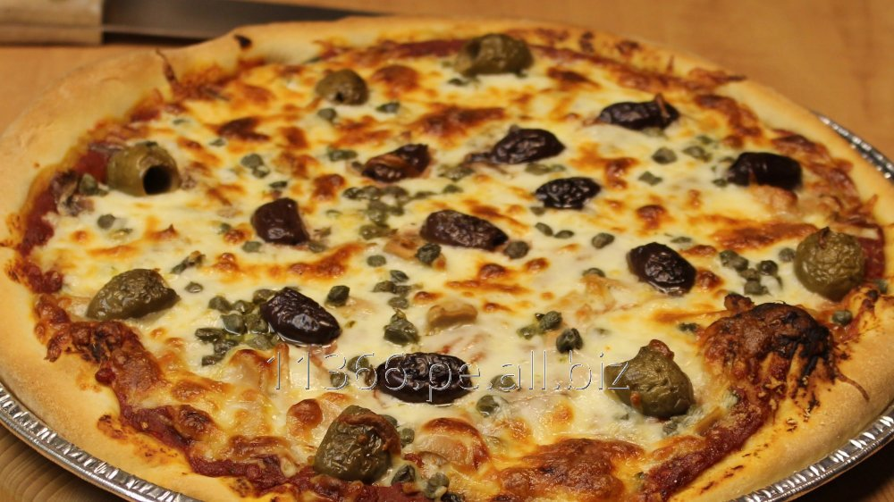 Comprar PIZZA SICILIANA