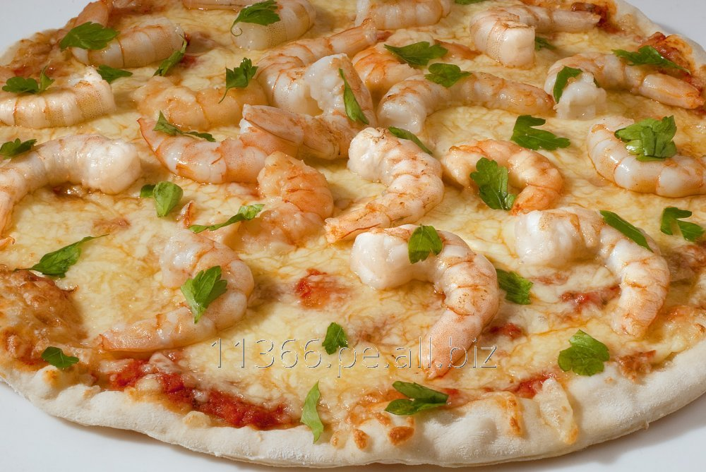 Comprar PIZZA CAMARONES