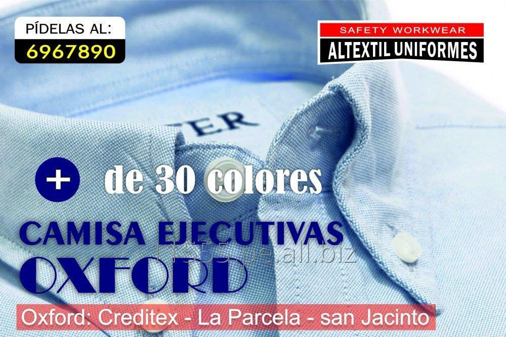 Comprar Camisa oxford camisa ejecutiva