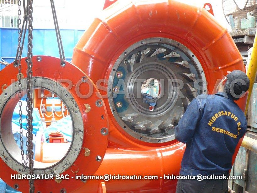 Comprar Fabricacion de Turbinas Hidraulicas